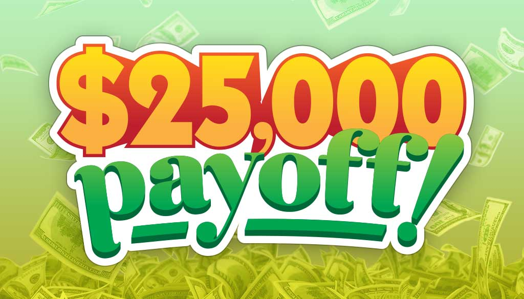 25k Contest 25000 Payoff