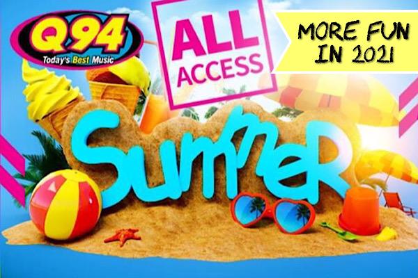Q94 All Access Summer!