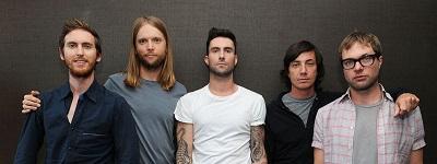 Maroon 5 · 9/28/21 · Woodlands