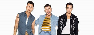 Jonas Brothers · 10/23/21 · Woodlands