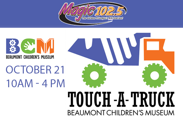 Beaumont Children's Museum – Touch a Truck
