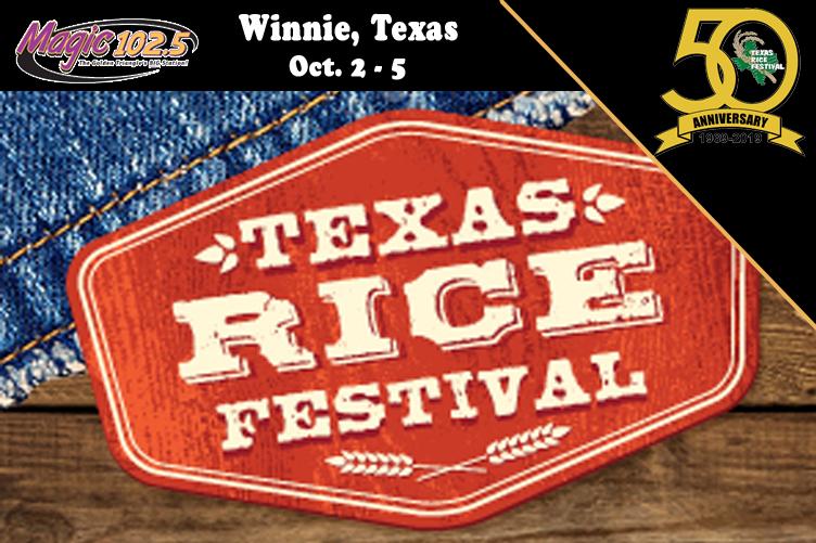 2019 Texas Rice Festival