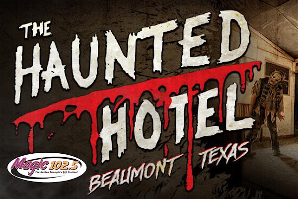 2020 Haunted Hotel