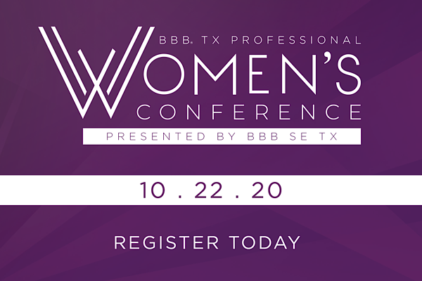BBB Women Conference