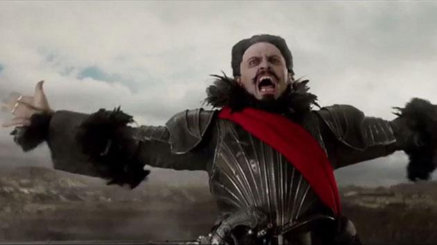 "Check Out Hugh Jackman as Blackbeard in First ""Pan"" Trailer"