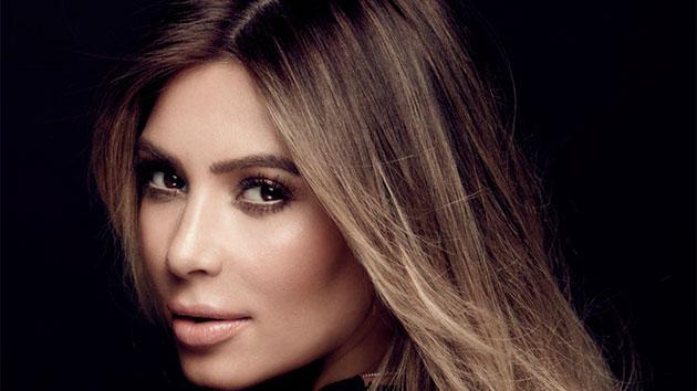 Kim Kardashian Said Back Hurt for a Week After Nude Photo Shoot