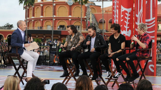 "1D's Zayn Malik ""Angry & Upset"" at Matt Lauer's Questions About His ""Today"" Show Absence?"