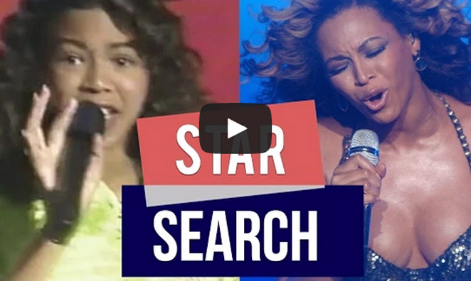 Your Fave Stars Who Were On Star Search