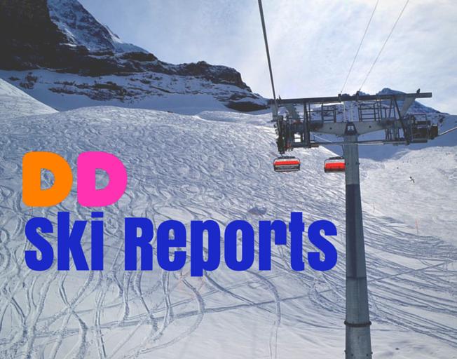 Dunkin' Donuts Ski Reports