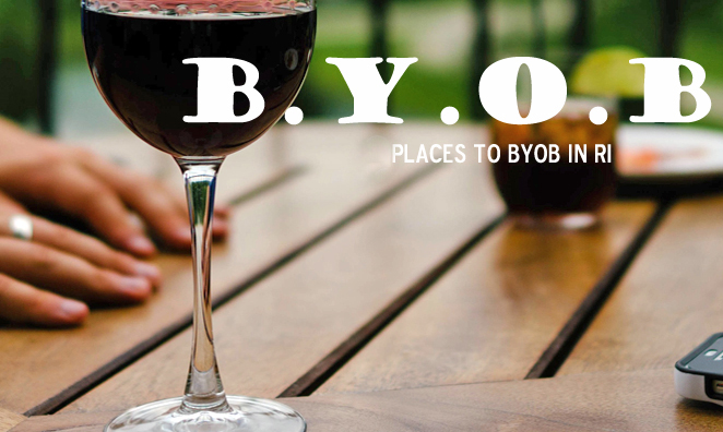Bringing It to the Table: 8 Places to BYOB in RI