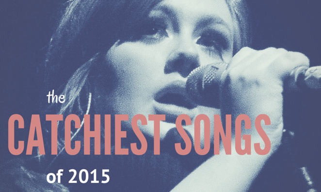 catchy songs 2015