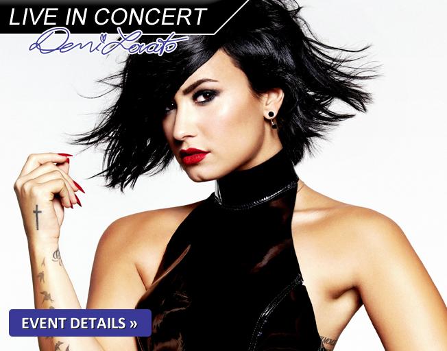 Demi Lovato: Boston & Connecticut Concert Dates Announced for 2016