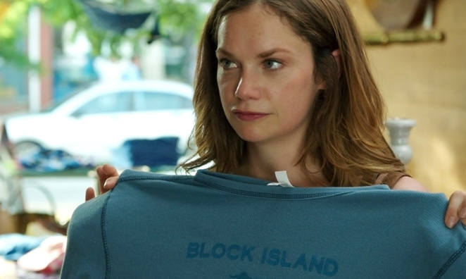 The Affair block Island cover