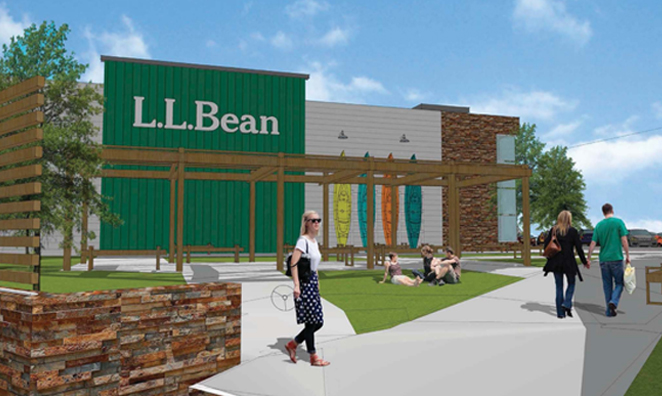 L.L. Bean set to open first location in Rhode Island
