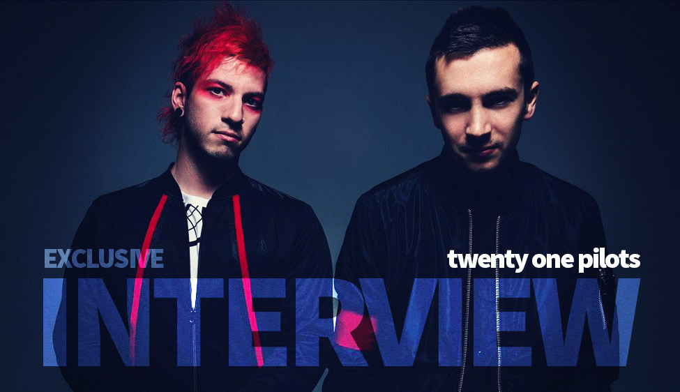 WATCH: Jay Buffy Interviews Twenty One Pilots