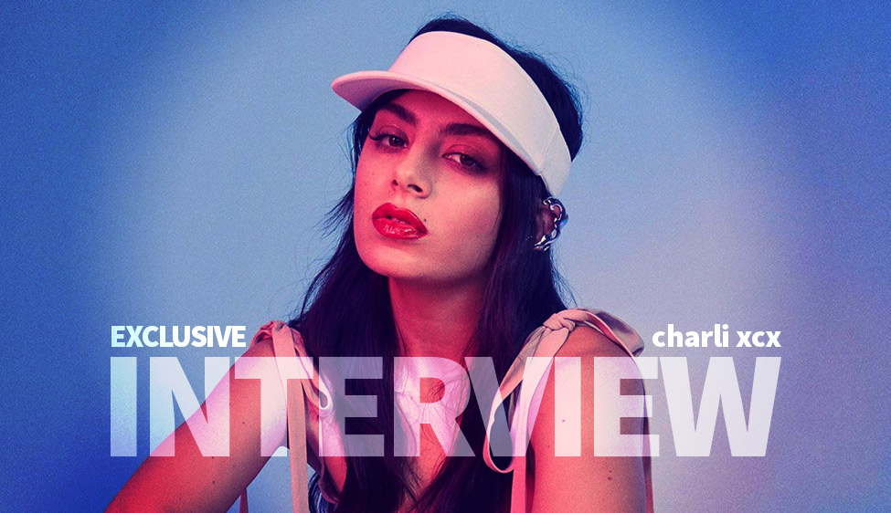 WATCH: Exclusive Interview with Charli XCX