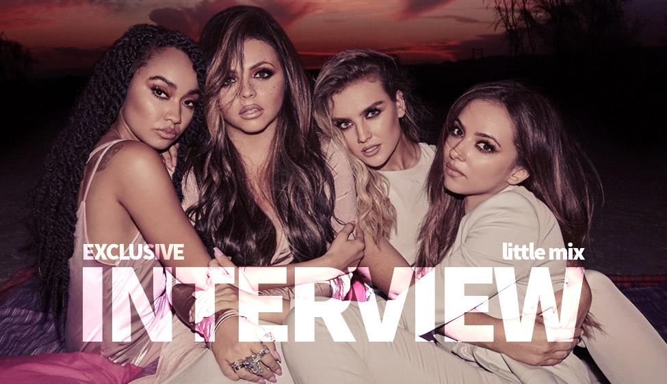 WATCH: Little Mix in the PRO-FM Studio