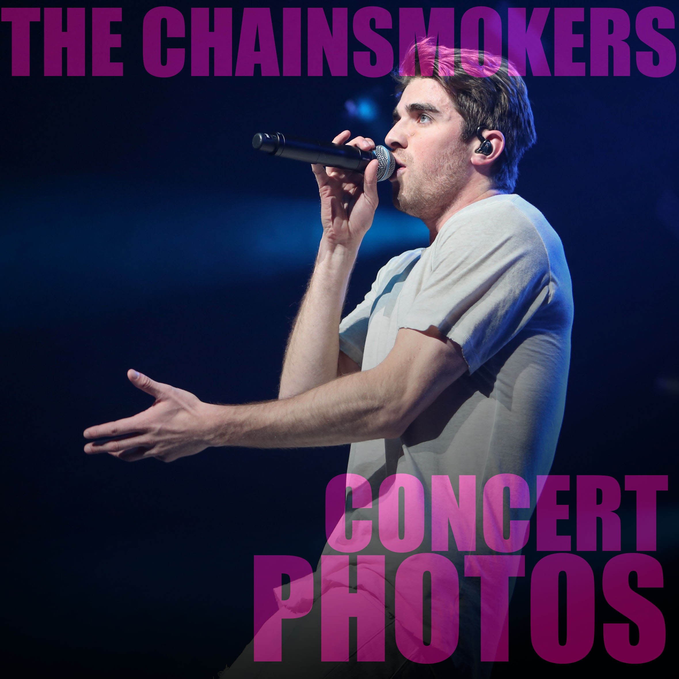 The Chainsmokers LIVE at the Dunkin Donuts Center – Concert Photos