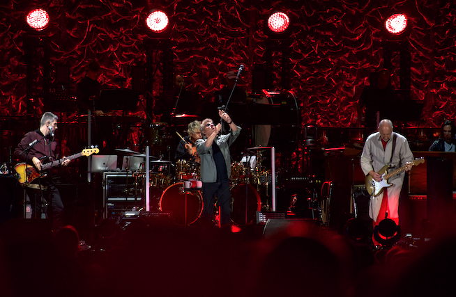 The Who bring orchestral splendor to Fenway Park