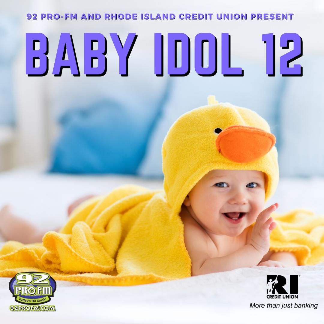 Baby Idol 12 Winner!