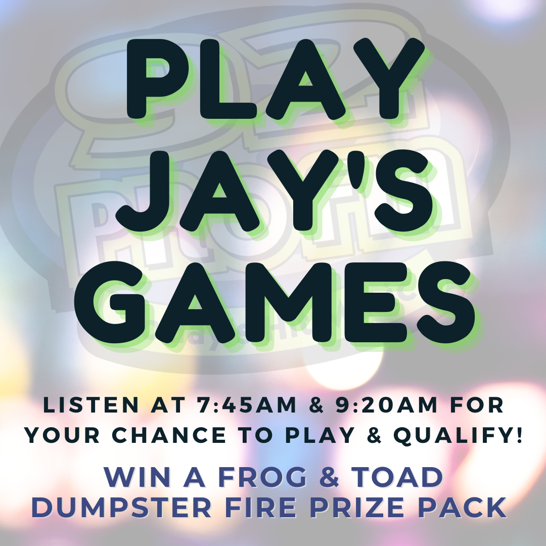 Jay's Games: Win a Frog & Toad Dumpster Fire Prize Pack