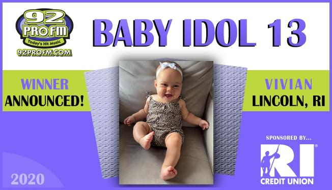 Baby Idol 13: Winner Announced!