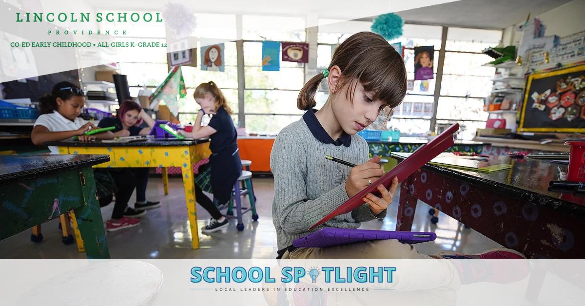 School Spotlight: Lincoln School of Providence