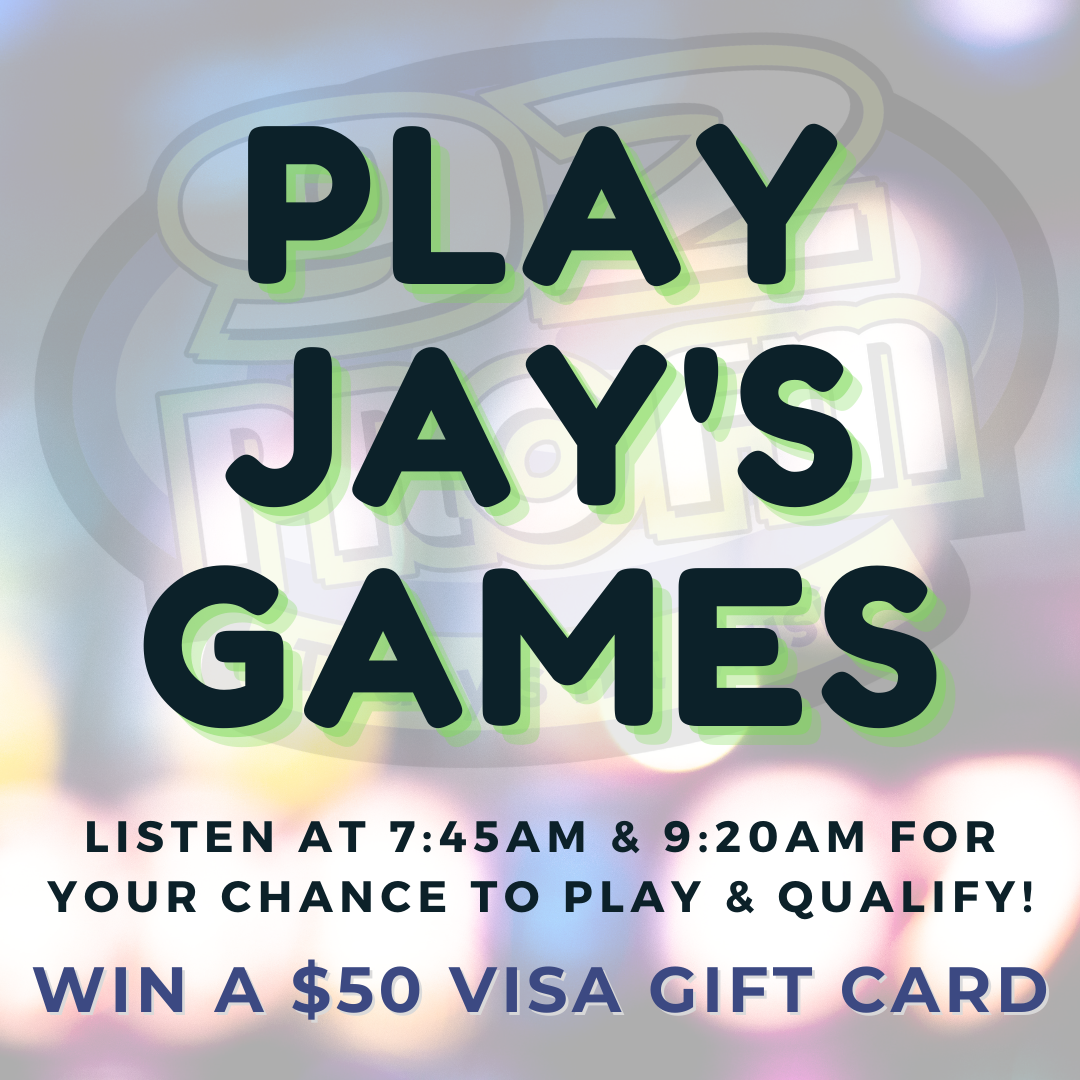 Jay's Games: Win $50 VISA Gift Card from Southern Mass Credit Union