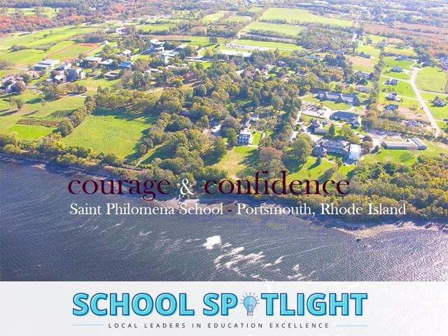 School Spotlight: Saint Philomena in Portsmouth