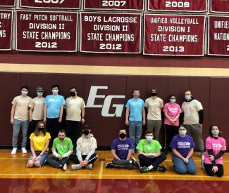 EG unified vollyball