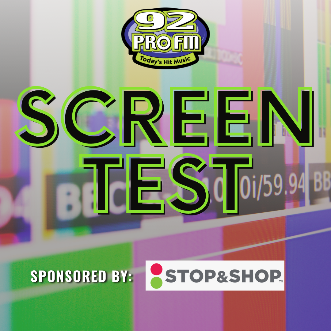 Screen Test: Win $100 Stop & Shop Gift Cards