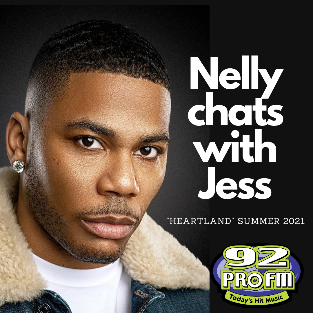 Nelly chats with Jess