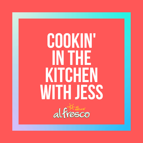 Cookin' in the Kitchen with Jess