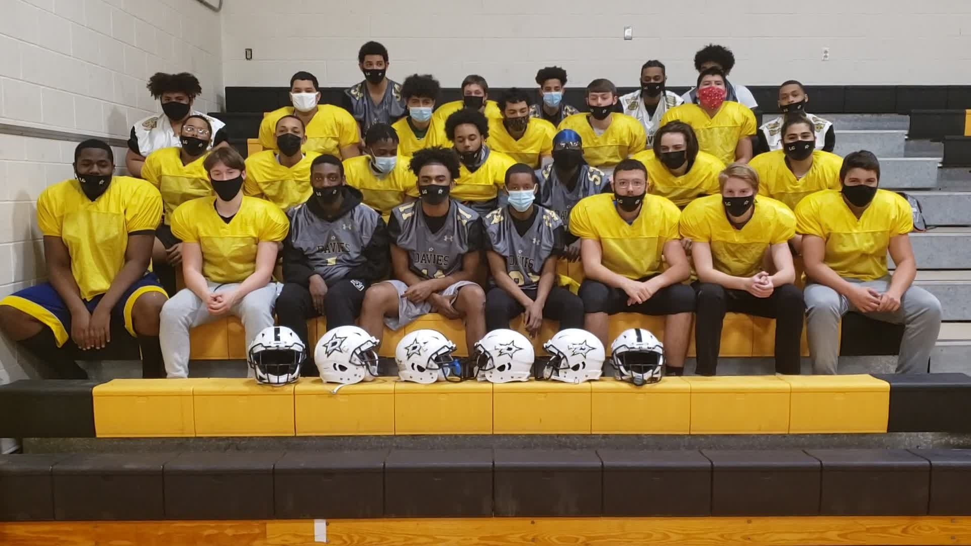 Davies Career & Technical High School Football Team