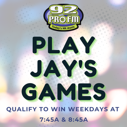 Play Jay's Games!