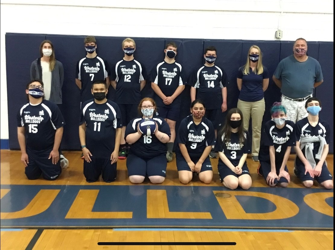 Westerly Unified Volleyball Team