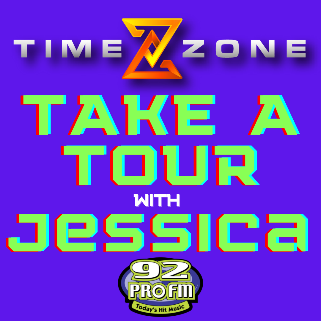 Take a Tour of TimeZone with Jess