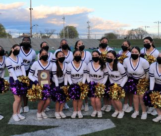 St. Raphael Cheer Division IV Game Day Champion