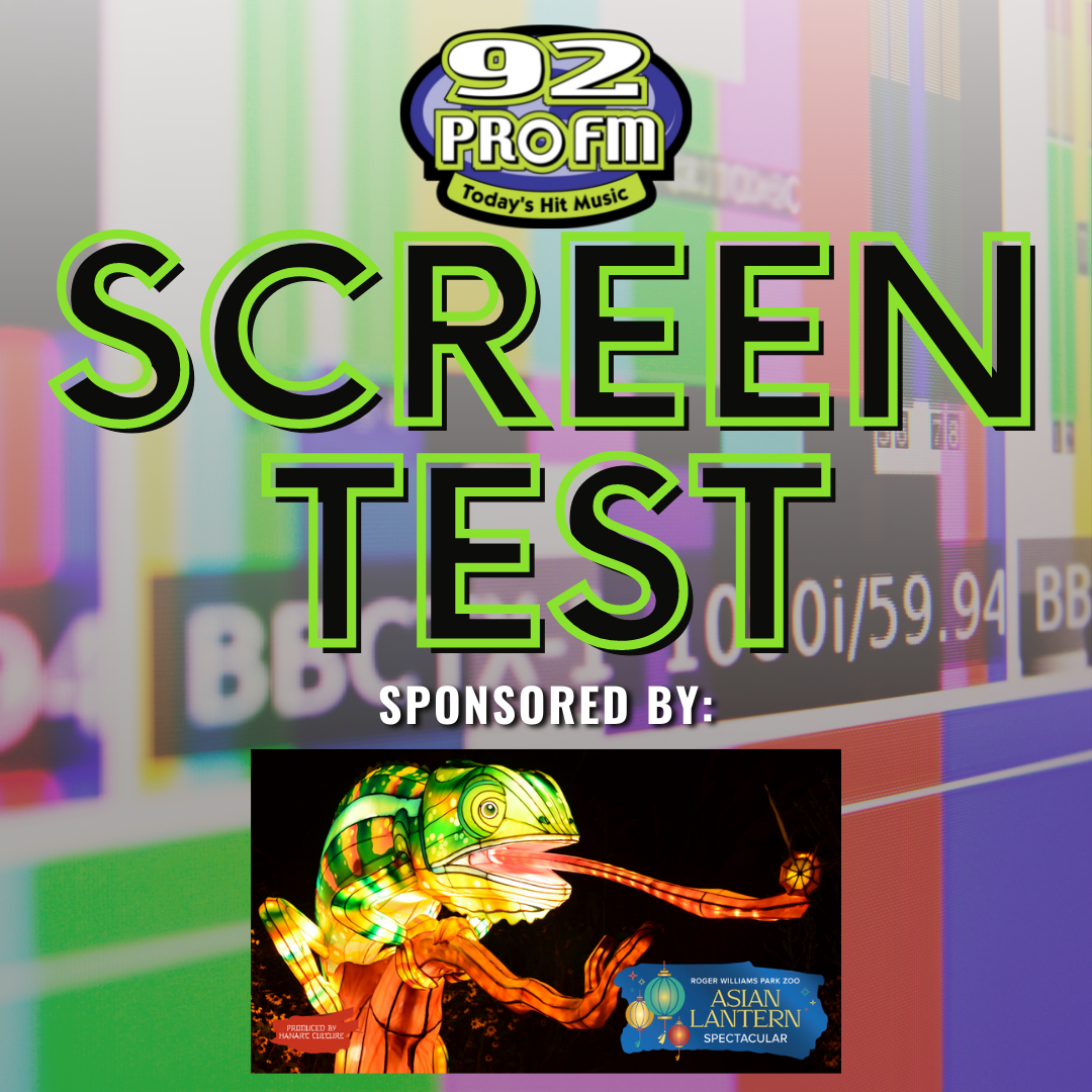 Play Screen Test to Win!