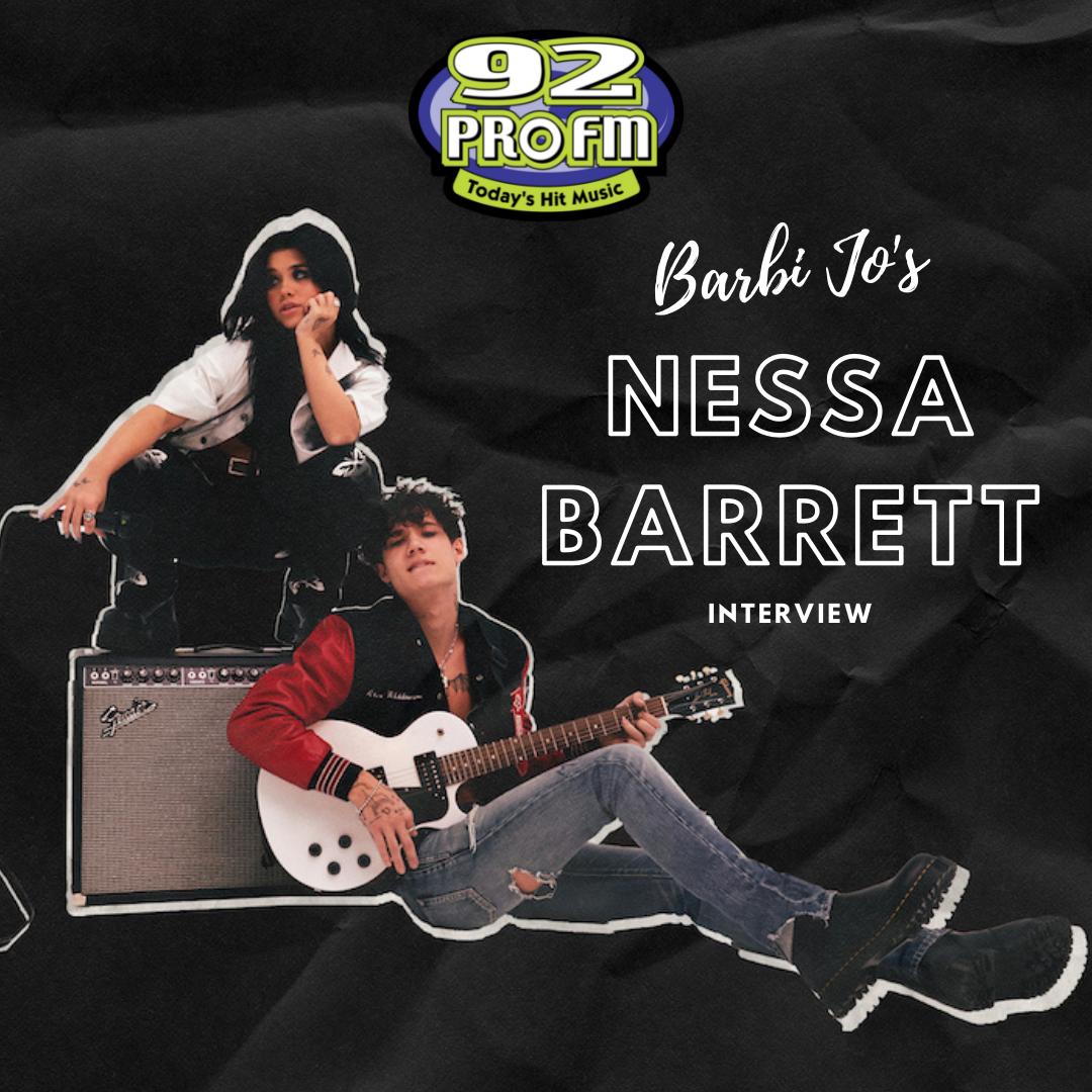 SOCIAL Nessa Barrett
