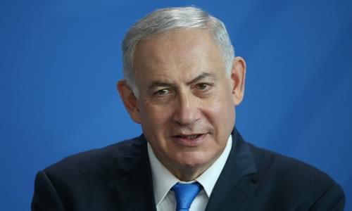 Levin Pounds Israeli Prosecutor & Defends Netanyahu