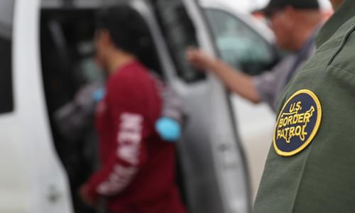 Feds Released 168,000 Illegal Immigrant Family Members Into Communities