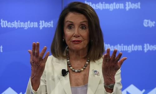 House Speaker Nancy Pelosi: 'We Are a Superior Branch' of Government