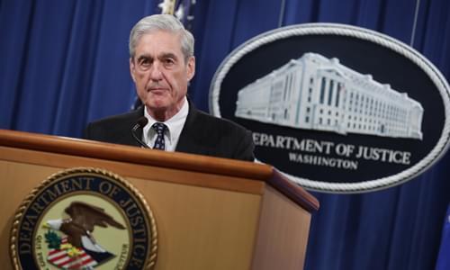 DOJ Records Show Members Of Mueller's Team 'Wiped' Phones During Trump Probe