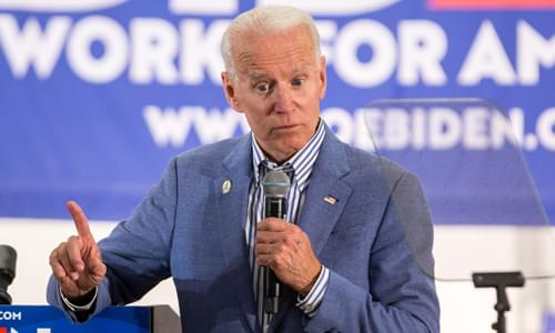 Joe Biden's Climate Plan Uses Nearly Identical Language As Other Sources