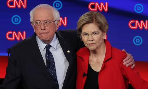Analysis: Dem Candidates Call For More Than $200 Trillion in Spending
