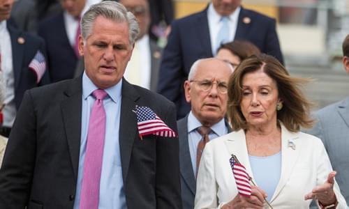 McCarthy Calls On Pelosi To Suspend Trump Impeachment Inquiry
