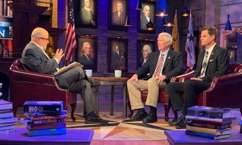 Reps. Matt Gaetz And Mo Brooks Talk Joe Biden, Ukraine Corruption And Democrats' Impeachment Push