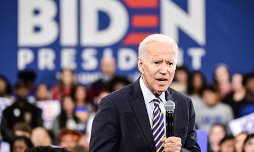 Biden Urges Senators To Have 'Courage' For Impeachment Trial