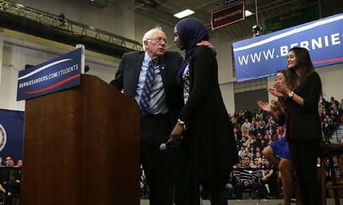 Bernie Sanders's Anti-Semitic Surrogate